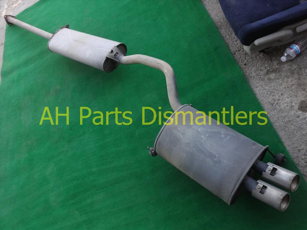 2003 Acura MDX Ex Muffler 18030 S3V A04 Replacement