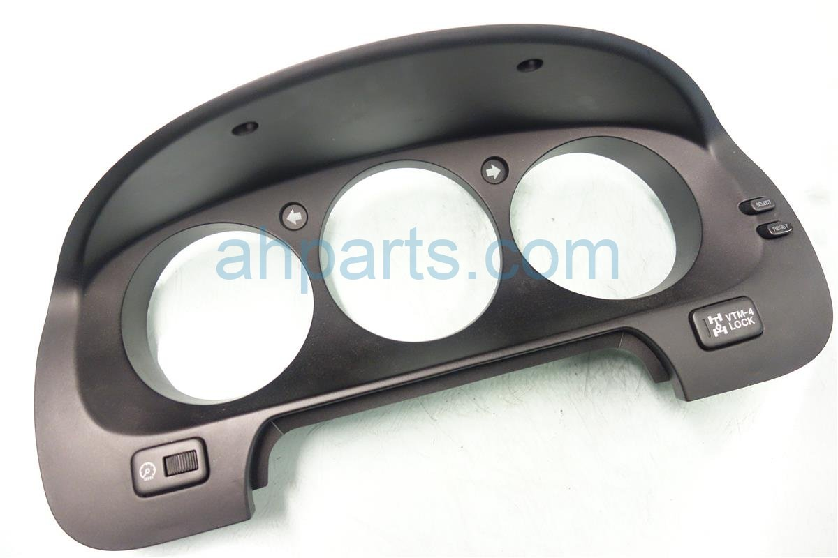 2003 Acura MDX Speedometer Bezel 77205 S3V A01 Replacement