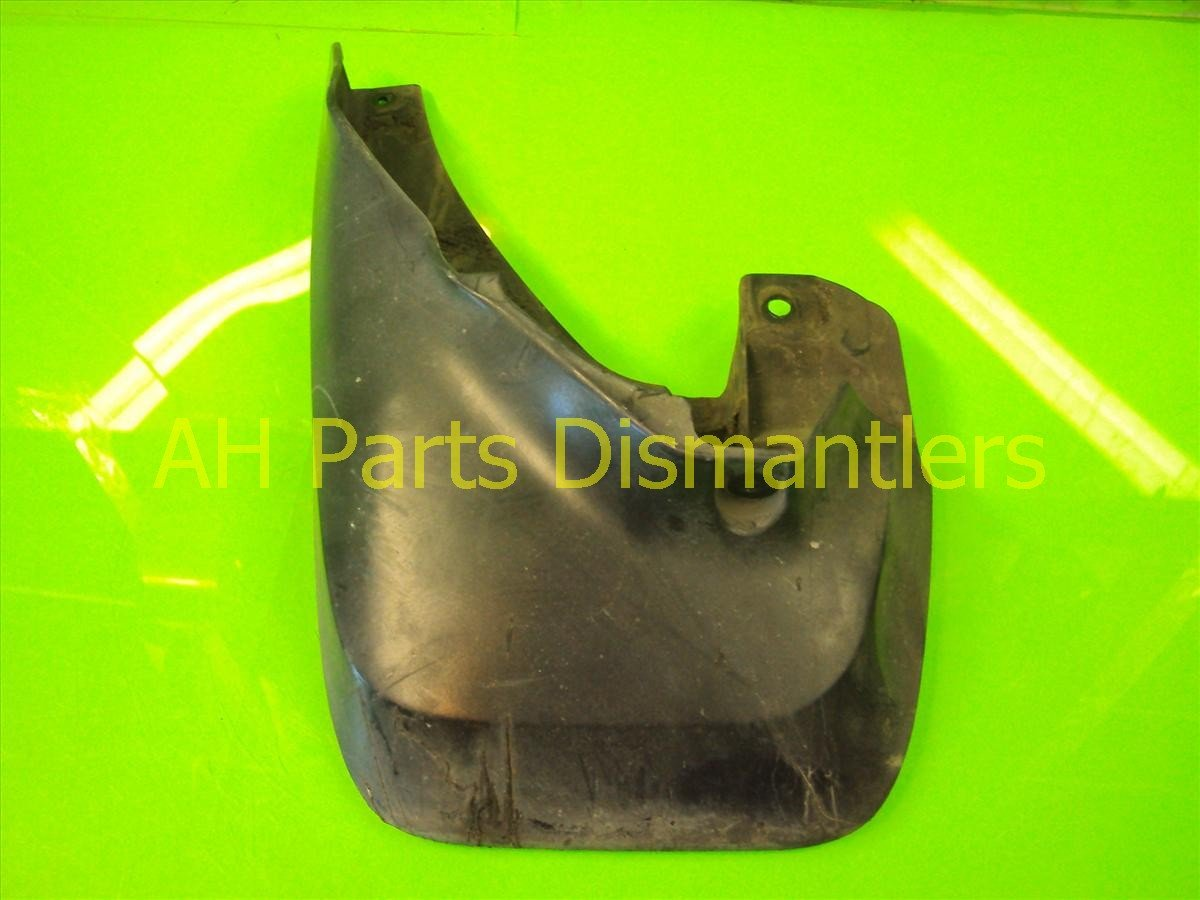 2003 Acura MDX Front driver MUDFLAP Replacement