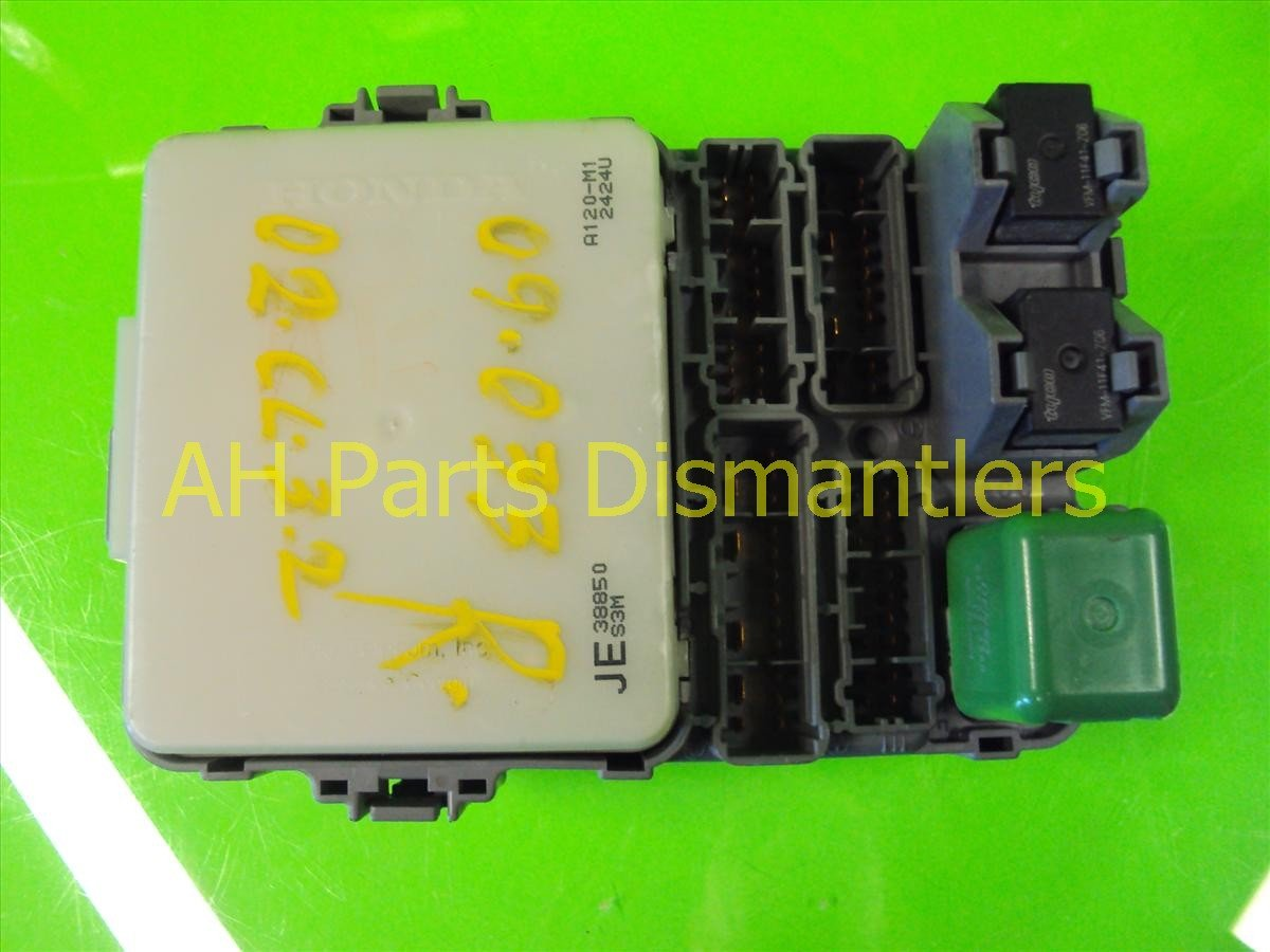 2003 Acura CL Passenger DSH FUSE BOX 38210 S3M A02 38210S3MA02 Replacement