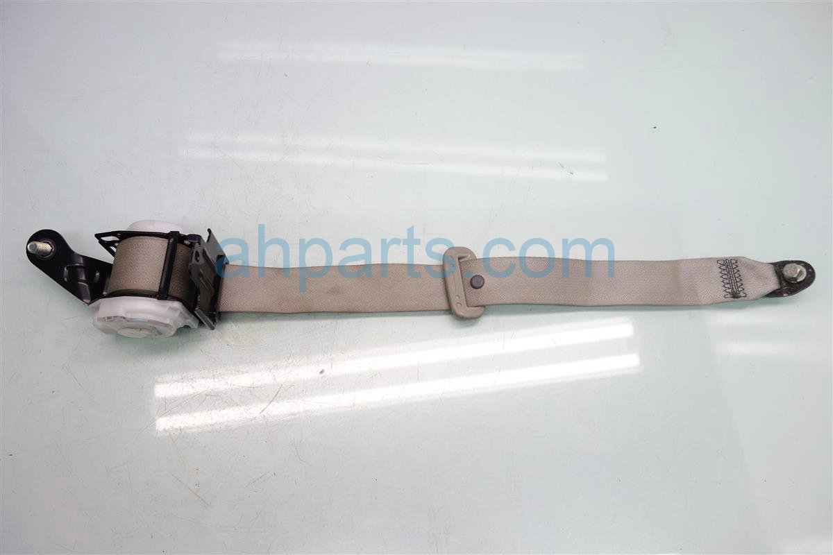 2005 Acura RL Rear driver SEAT BELT GRAY 04828 SJA A00ZB 04828SJAA00ZB Replacement