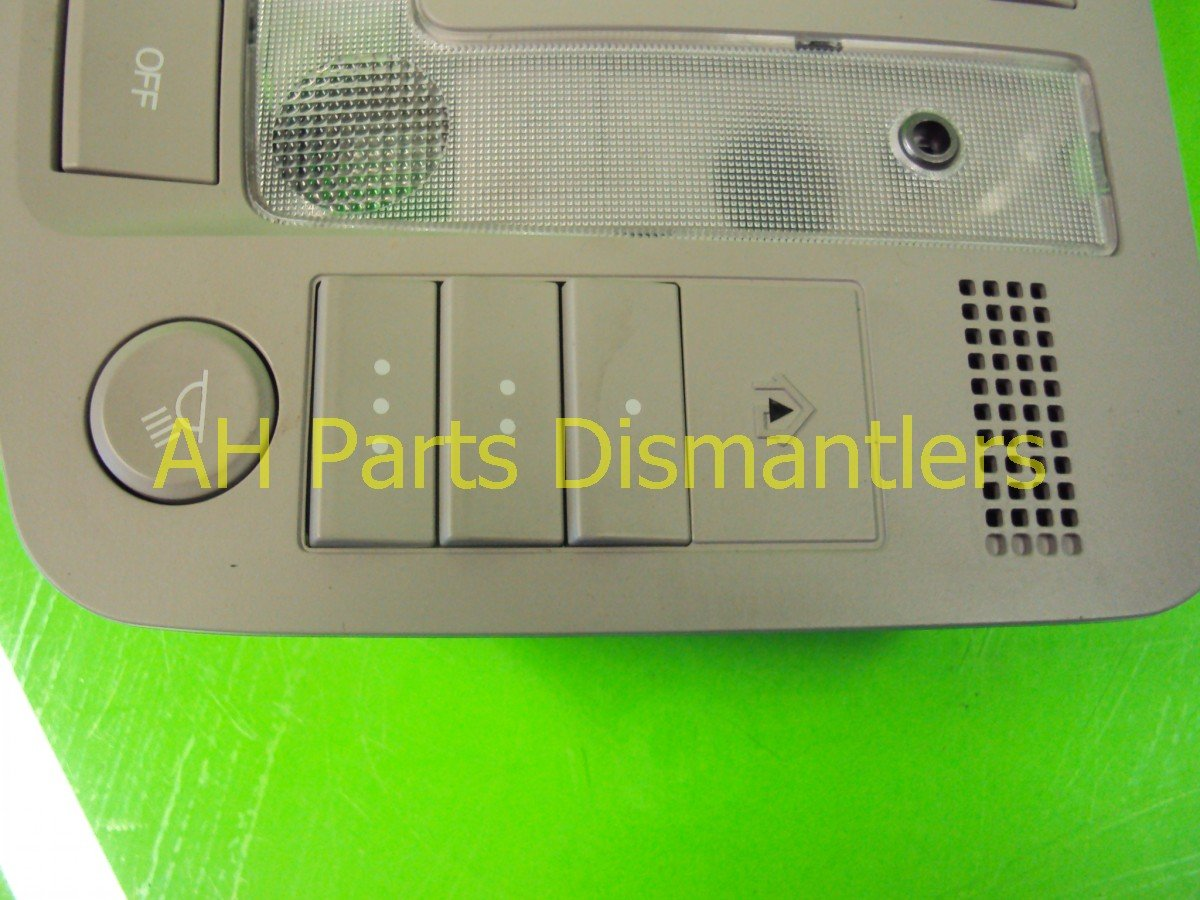 2005 Acura RL MAP LIGHT GRAY 36600 SJA A01 36600SJAA01 Replacement