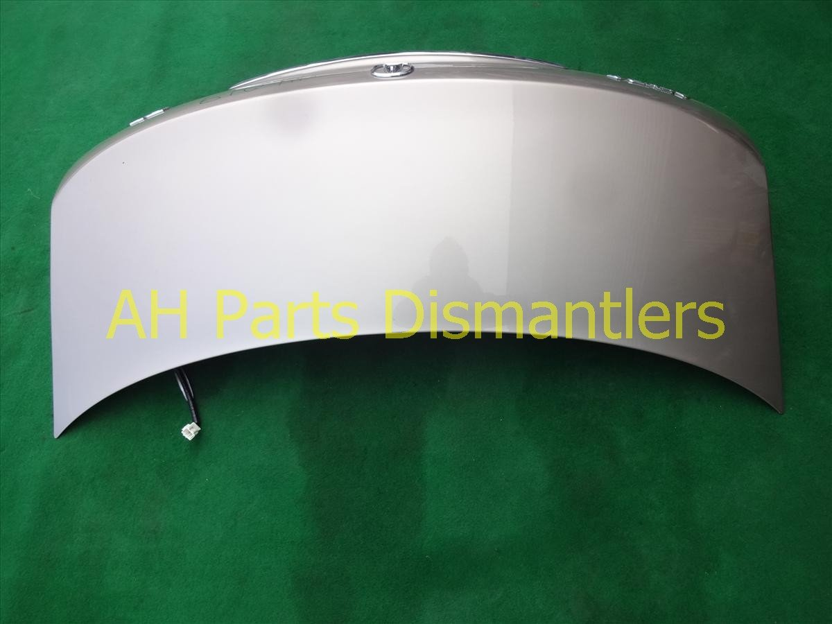 2005 Acura RL Deck Lid/rear Trunk   Gold 68500 SJA A93ZZ Replacement