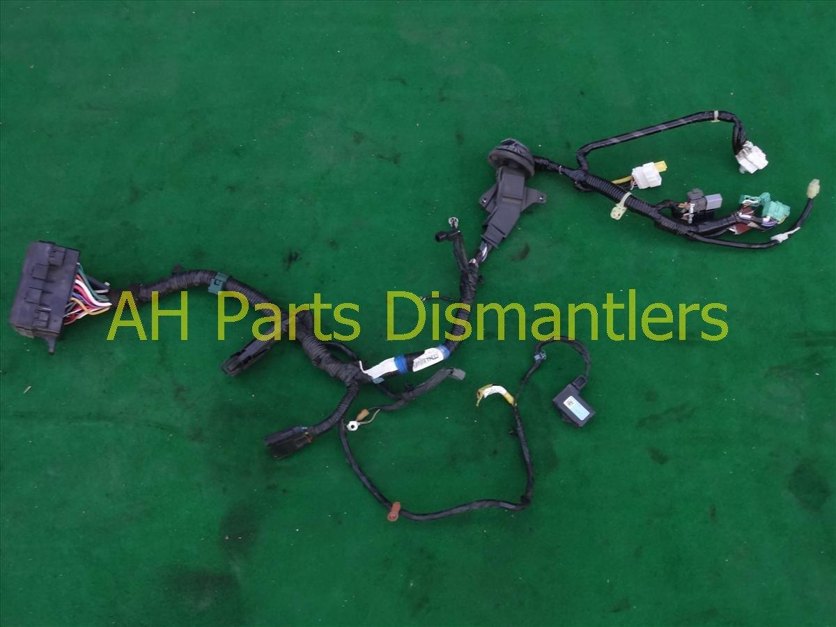 2009 Acura MDX LEFT CABIN WIRE HARNESS broken plug 32120 STX A01 32120STXA01 Replacement