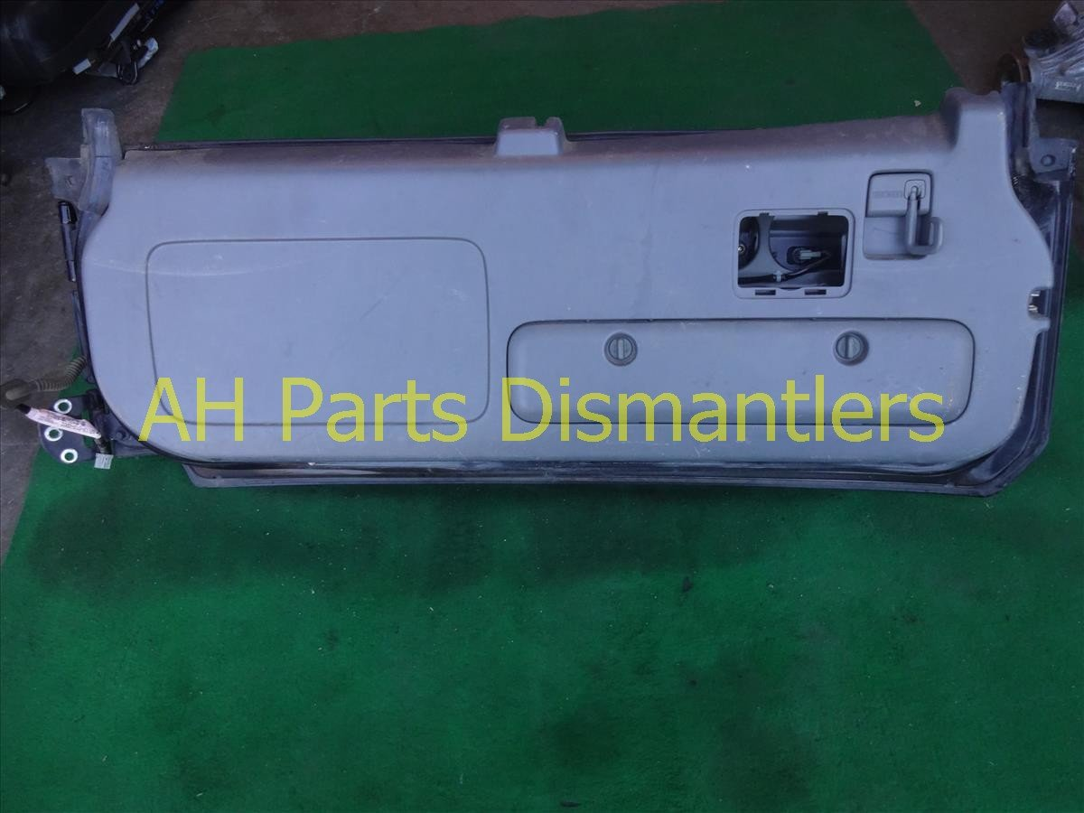 1998 Honda CR V LOWER LIFTGATE DOOR TRUNK HATCH Replacement