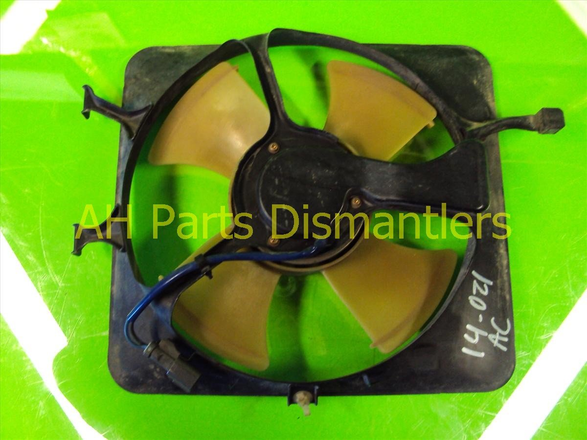 1998 Honda CR V Cooling Ac Condenser Fan Assembly Tested Replacement