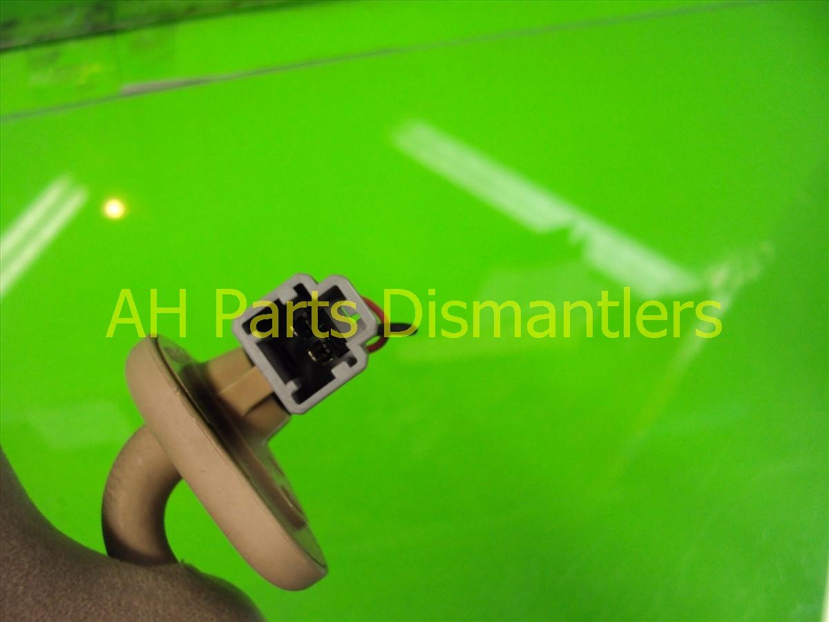 2005 Acura RL Driver SUN VISOR tan needs cleaning Replacement
