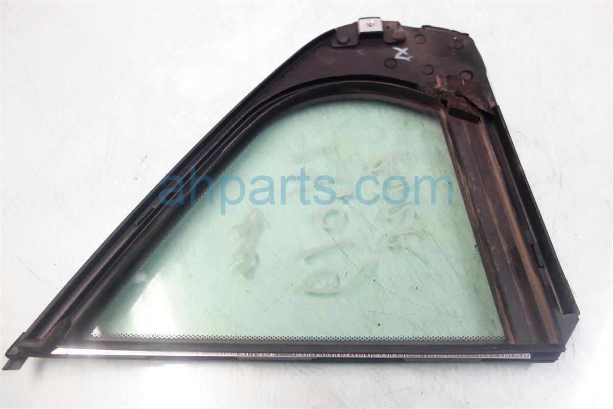 2005 Acura RL Door / 4dr Rear Passenger Vent Glass Window 73410 SJA C02 Replacement
