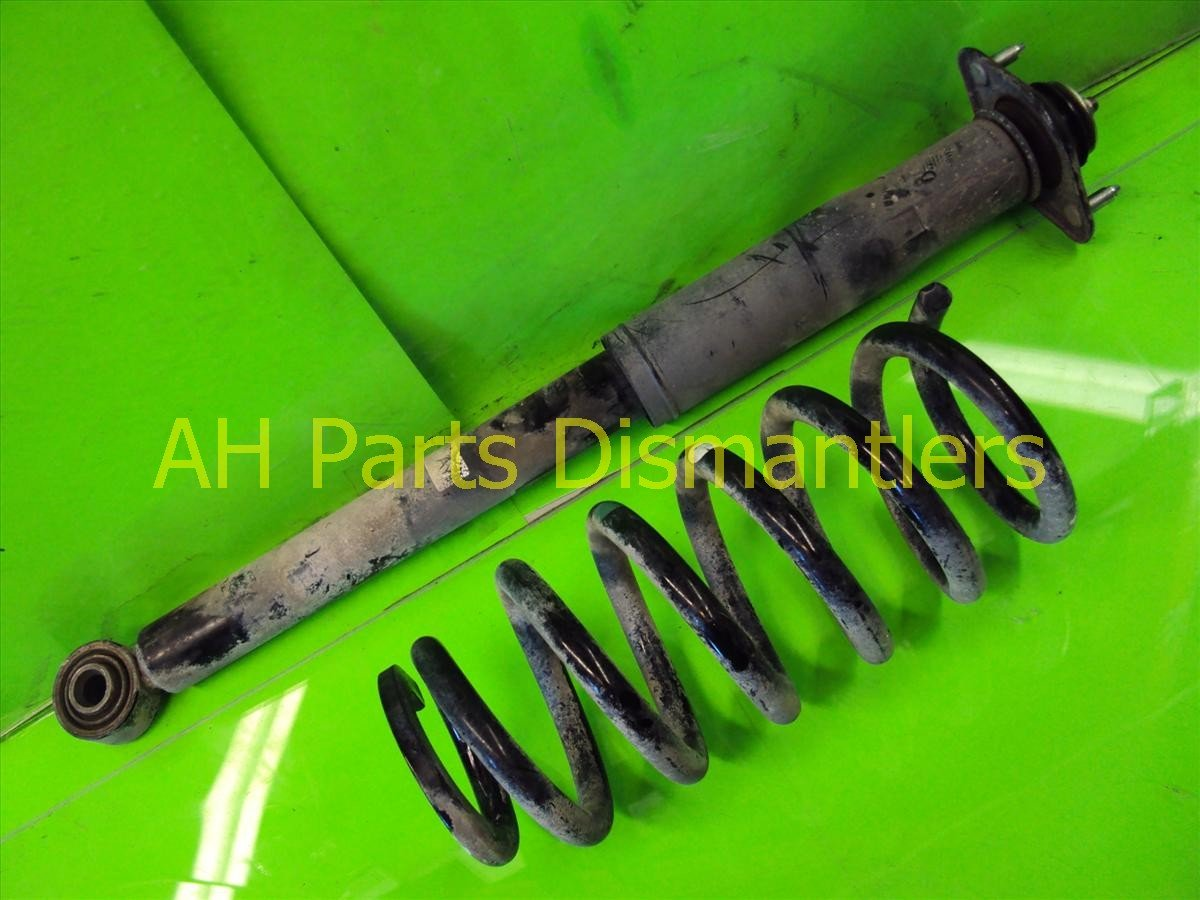 2005 Acura RL Absorber Rear passenger STRUT SHOCK SPRING Replacement