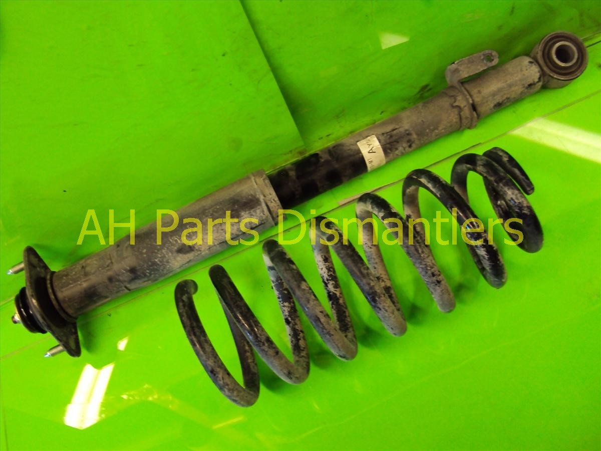 2005 Acura RL Absorber Rear driver STRUT SHOCK SPRING Replacement