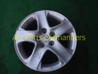 2005 Acura RL Front driver WHEEL RIM 5 spoke 17 grade C 42700 SJA A81 42700SJAA81 Replacement