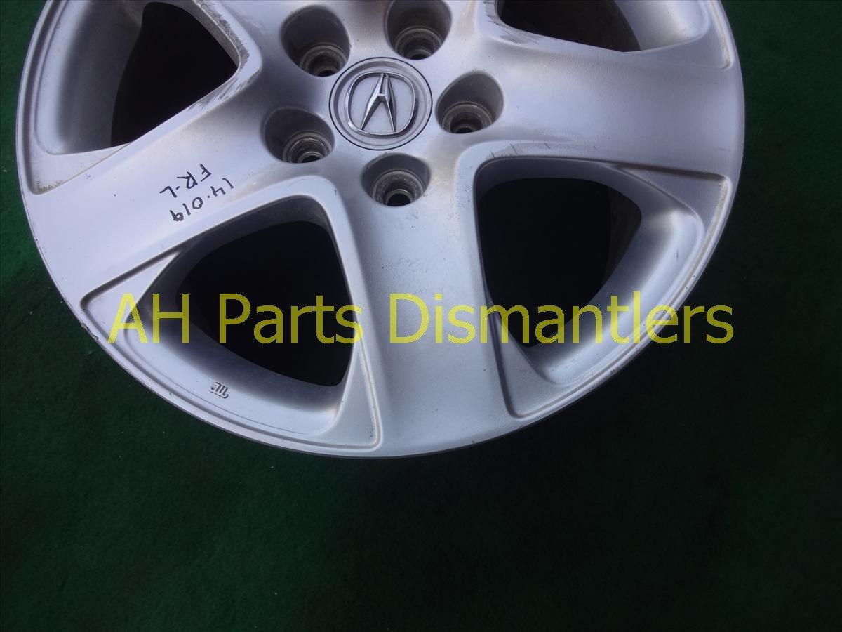 2005 Acura RL Front driver WHEEL RIM 5 spoke 17 grade C 42700 SJA A81 42700SJAA81 Replacement