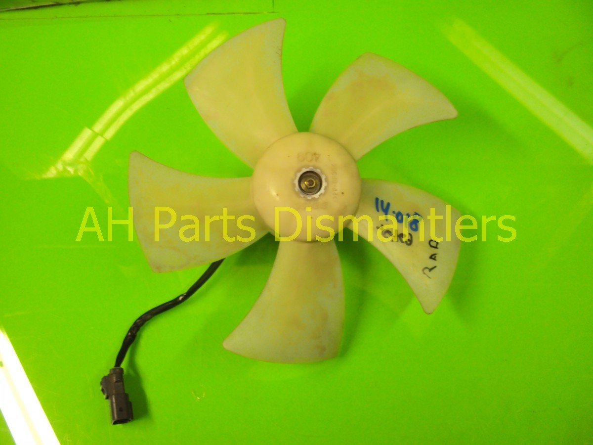 2004 Honda Civic Cooling RADIATOR FAN WITH MOTOR NO SHROUD Replacement