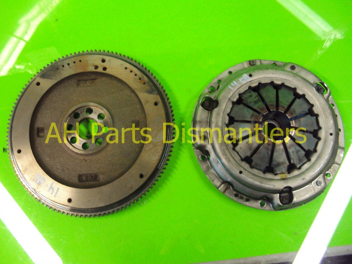 2009 Acura TSX CLUTCH W PRESSURE PLATE N FLYWHEEL 22100 R40 003 22100R40003 Replacement