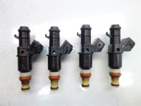 2007 Honda Accord FUEL INJECTORS 4QTY 16450 RAD L61 16450RADL61 Replacement