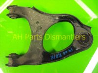 2009 Acura TSX Rear Passenger Upper Control Arm 52510 TL0 E01 Replacement