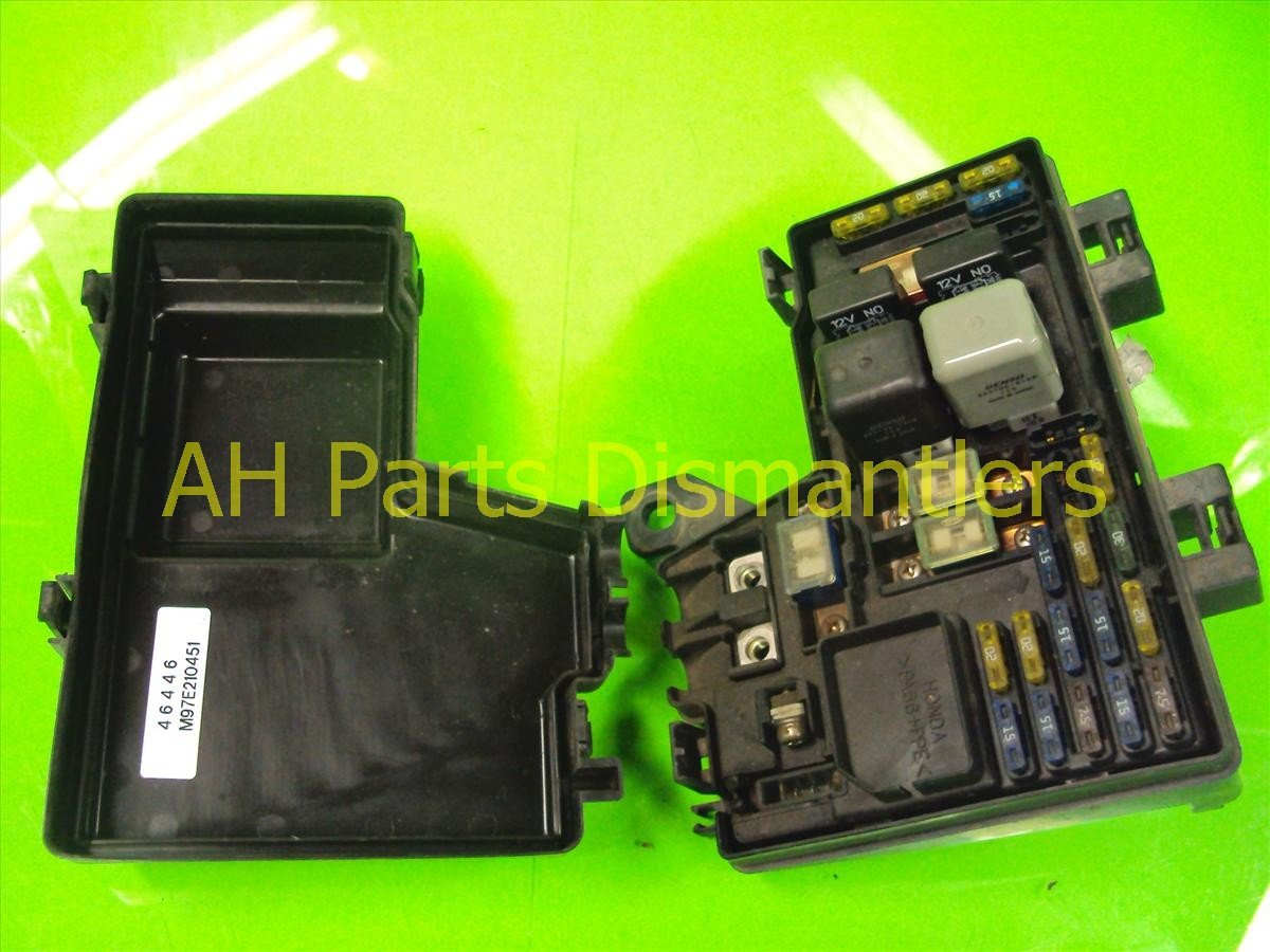 Acura Cl Fuse Box Tl Diagram Under The Dash Wiring Buy Engine Ss A Ssa 1999 38250