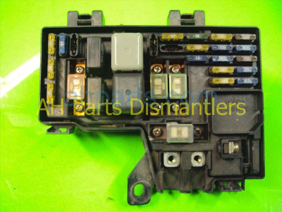 1998 Acura Cl Fuse Box Location Explained Wiring Diagrams 98 Integra Diagram Basic Guide U2022