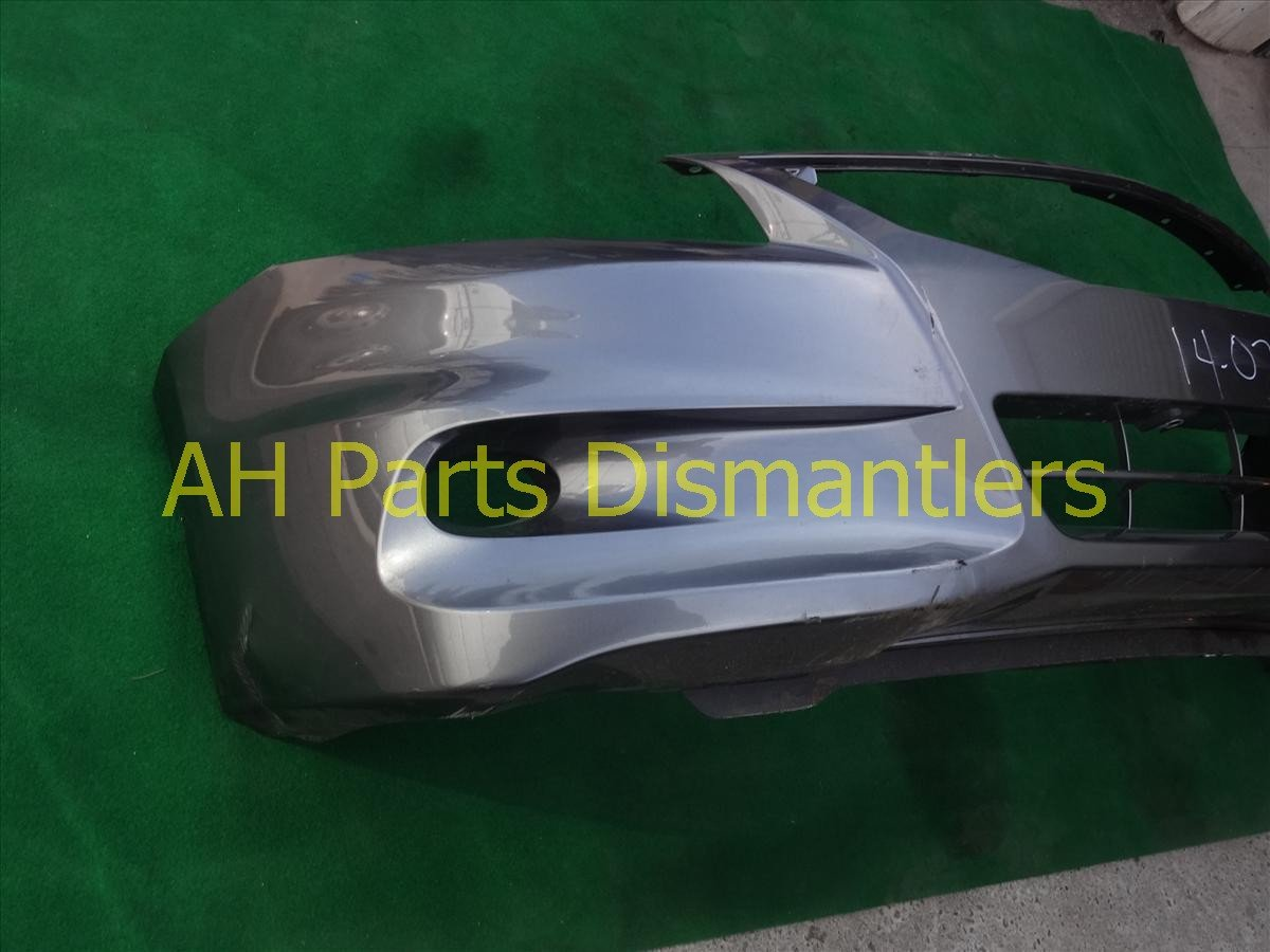 2012 Honda Accord FRONT BUMPER COVER Replacement