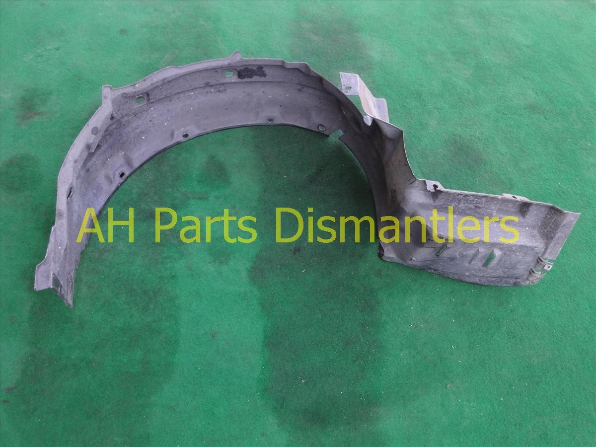 1999 Acura CL Driver FENDER LINER 2 RIPPED CLIPS Replacement