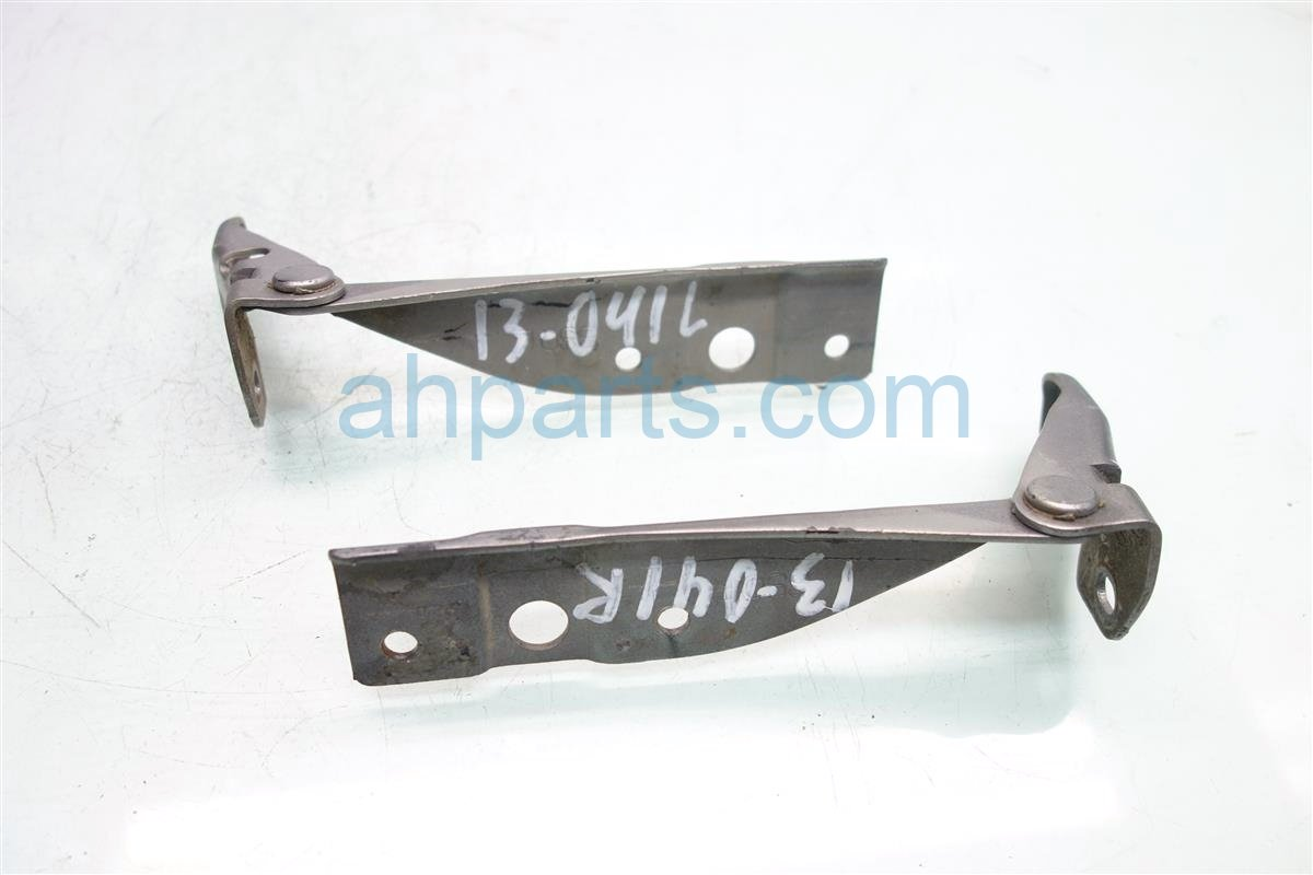 1999 Acura CL Driver Passenger HOOD HINGE SILVER 60120 SS0 000ZZ 60120SS0000ZZ Replacement