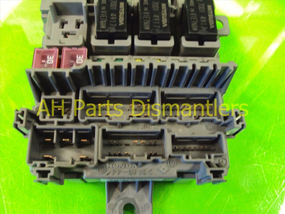 2005 Acura Rl Passenger Dash Fuse Box 38210 Sja A01 Replacement