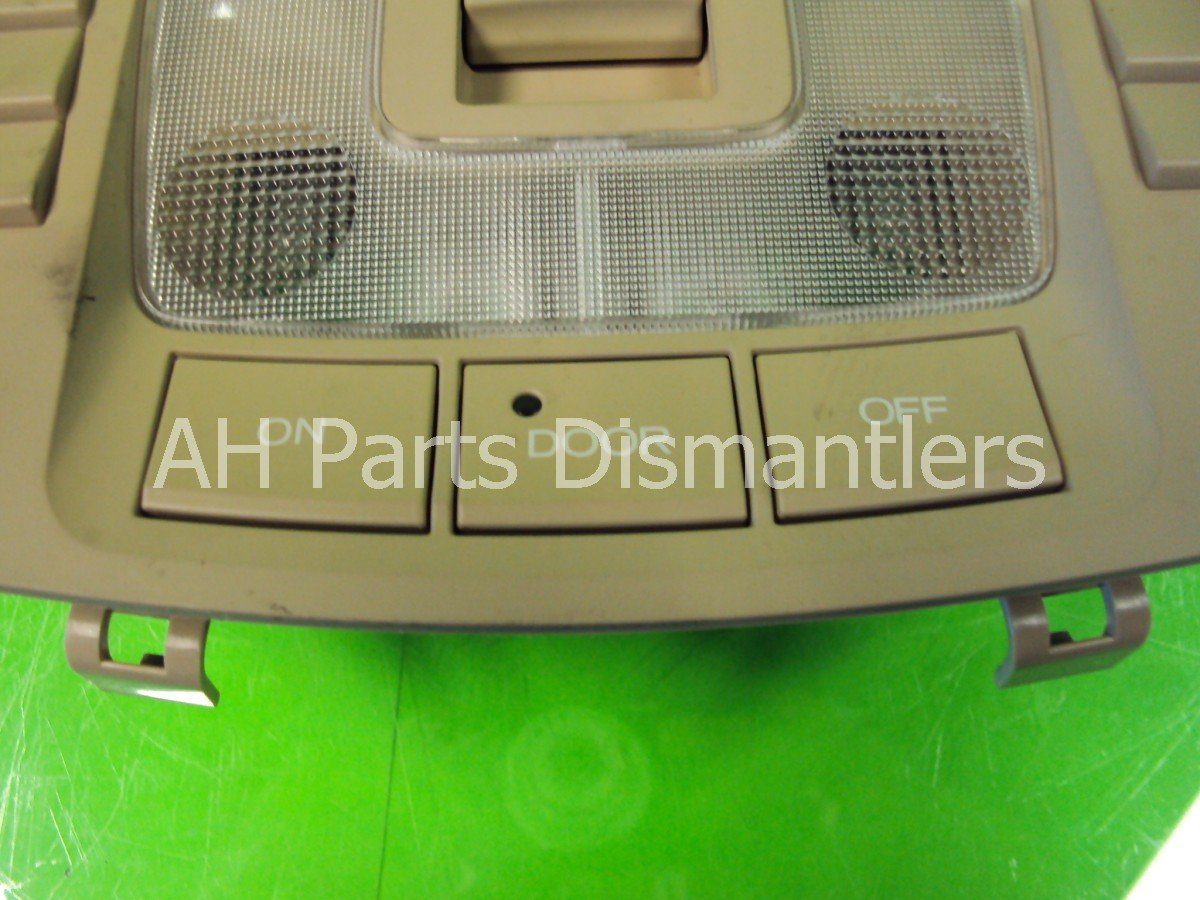 2005 Acura RL OVERHEAD CONSOLE 36600 SJA A01ZC 36600SJAA01ZC Replacement