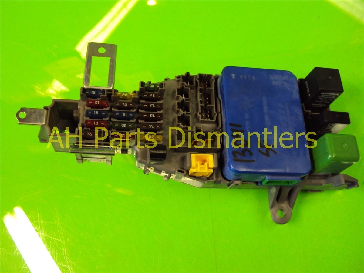 ... 1999 Acura CL Dash Fuse Box 38200 SS8 A01 Replacement ...
