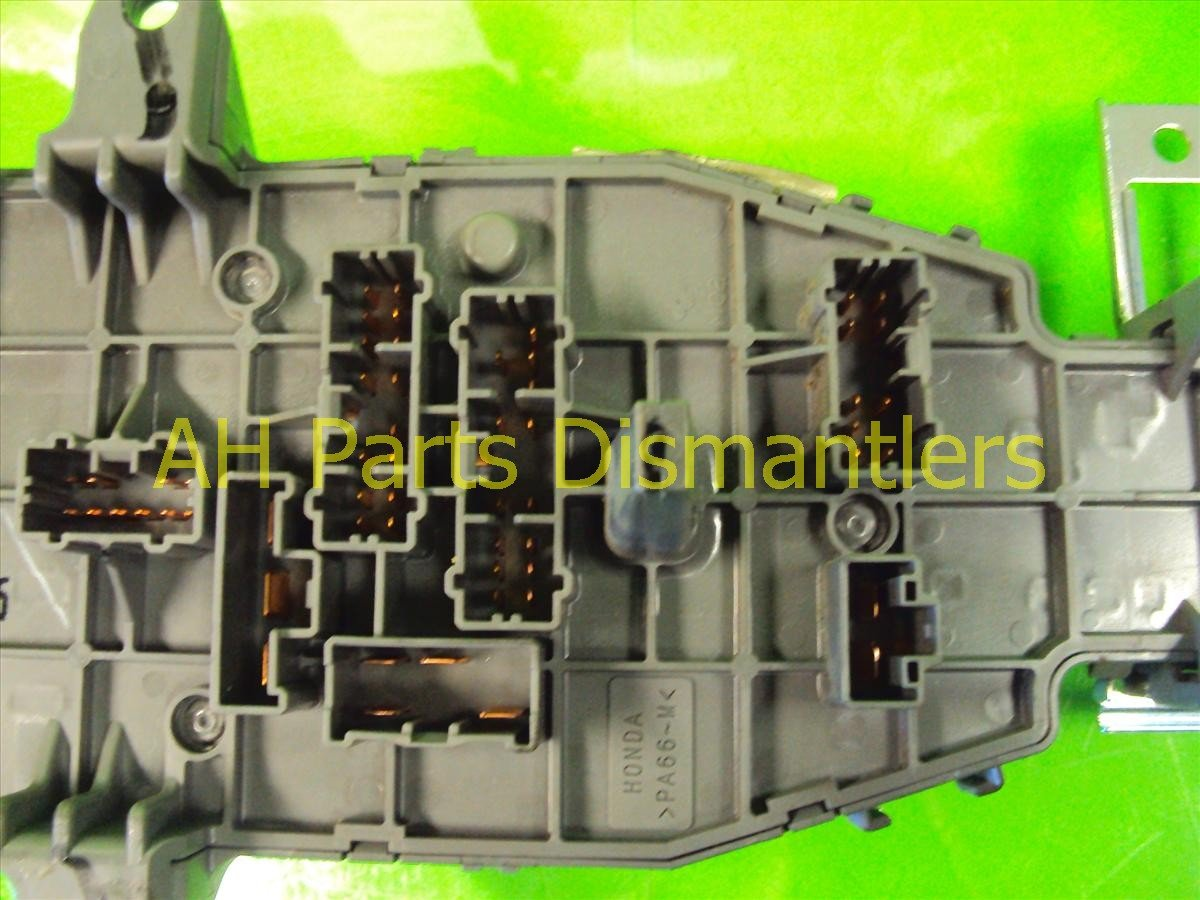 1999 Acura Cl Fuse Box Great Design Of Wiring Diagram 1997 Buy Dash 38200 Ss8 A01 38200ss8a01