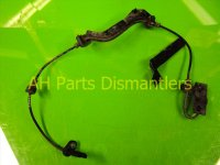 2005 Acura RL Rear passenger ABS SENSOR 57470 SJA 003 57470SJA003 Replacement