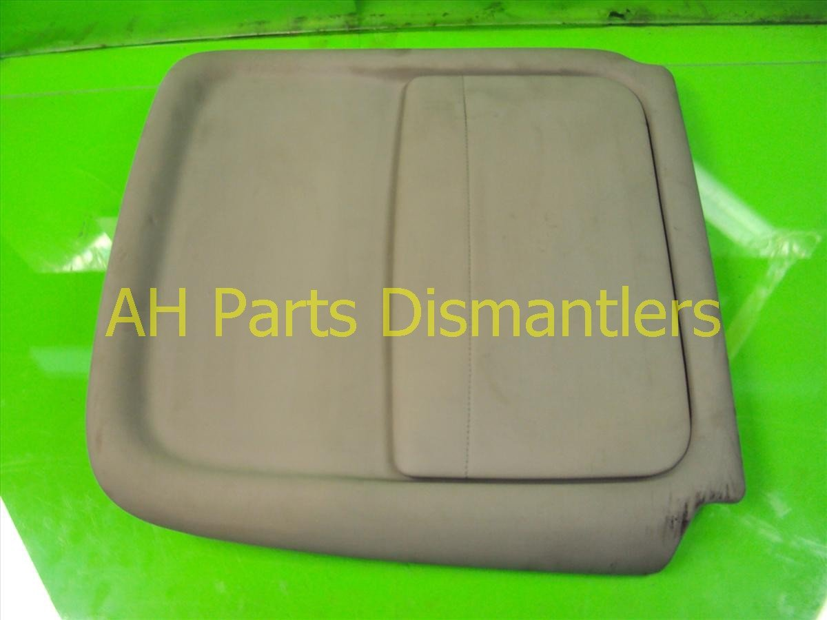 2005 Acura RL Cover 05 RL Front driver SEAT BACK PANEL GREY Replacement