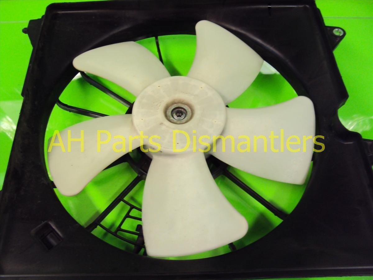 2012 Honda Accord Cooling RADIATOR FAN ASSEMBLY LH 19030 R70 A01 19030R70A01 Replacement
