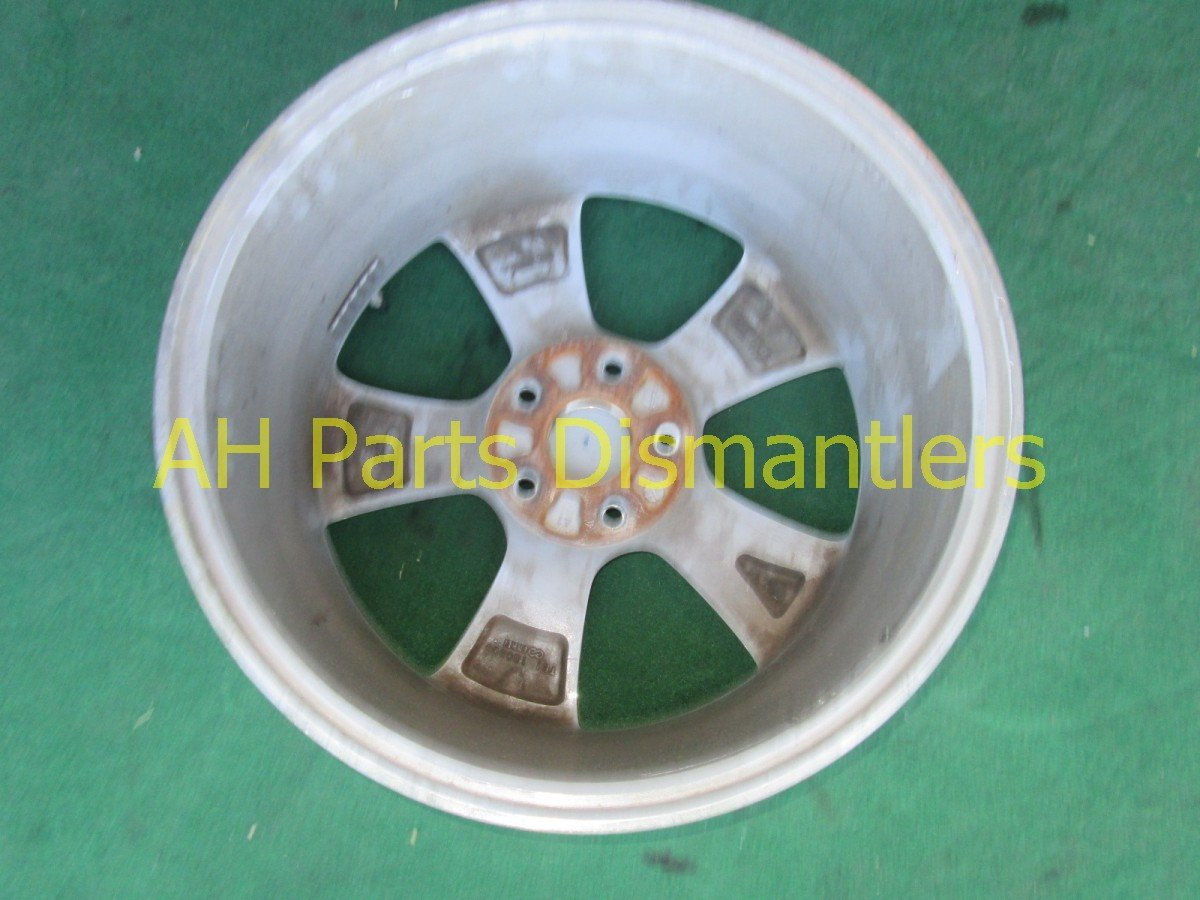 2012 Honda Accord Rear driver WHEEL RIM Replacement