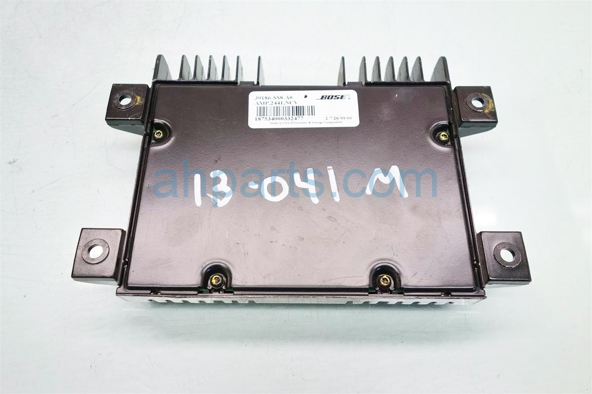 1999 Acura CL BOSE AMPLIFIER 39186 SS8 A01 39186SS8A01 Replacement