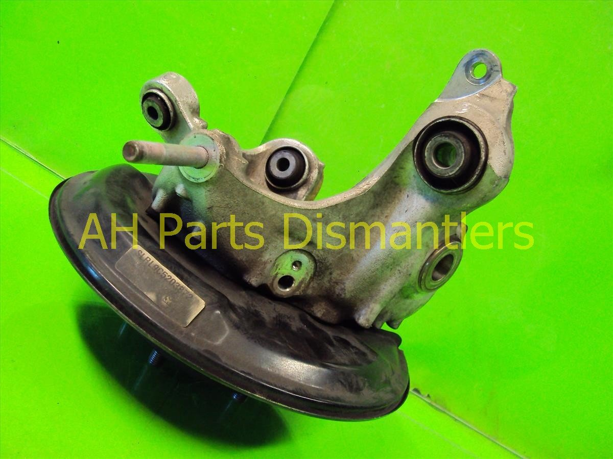 2012 Honda Accord Axle stub Rear driver SPINDLE KNUCKLE Replacement