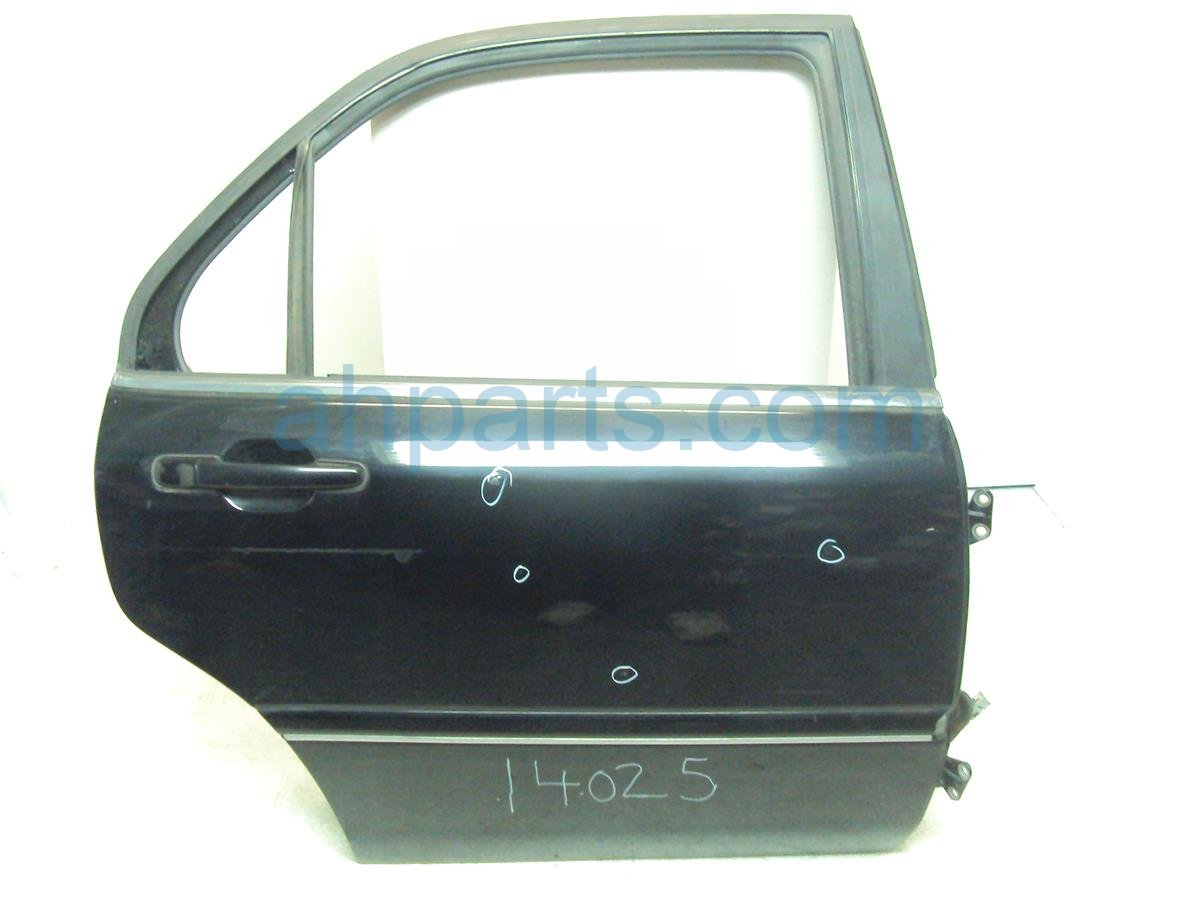 1998 Acura RL Rear passenger DOOR SHELL ONLY 67510 SZ3 030ZZ 67510SZ3030ZZ Replacement