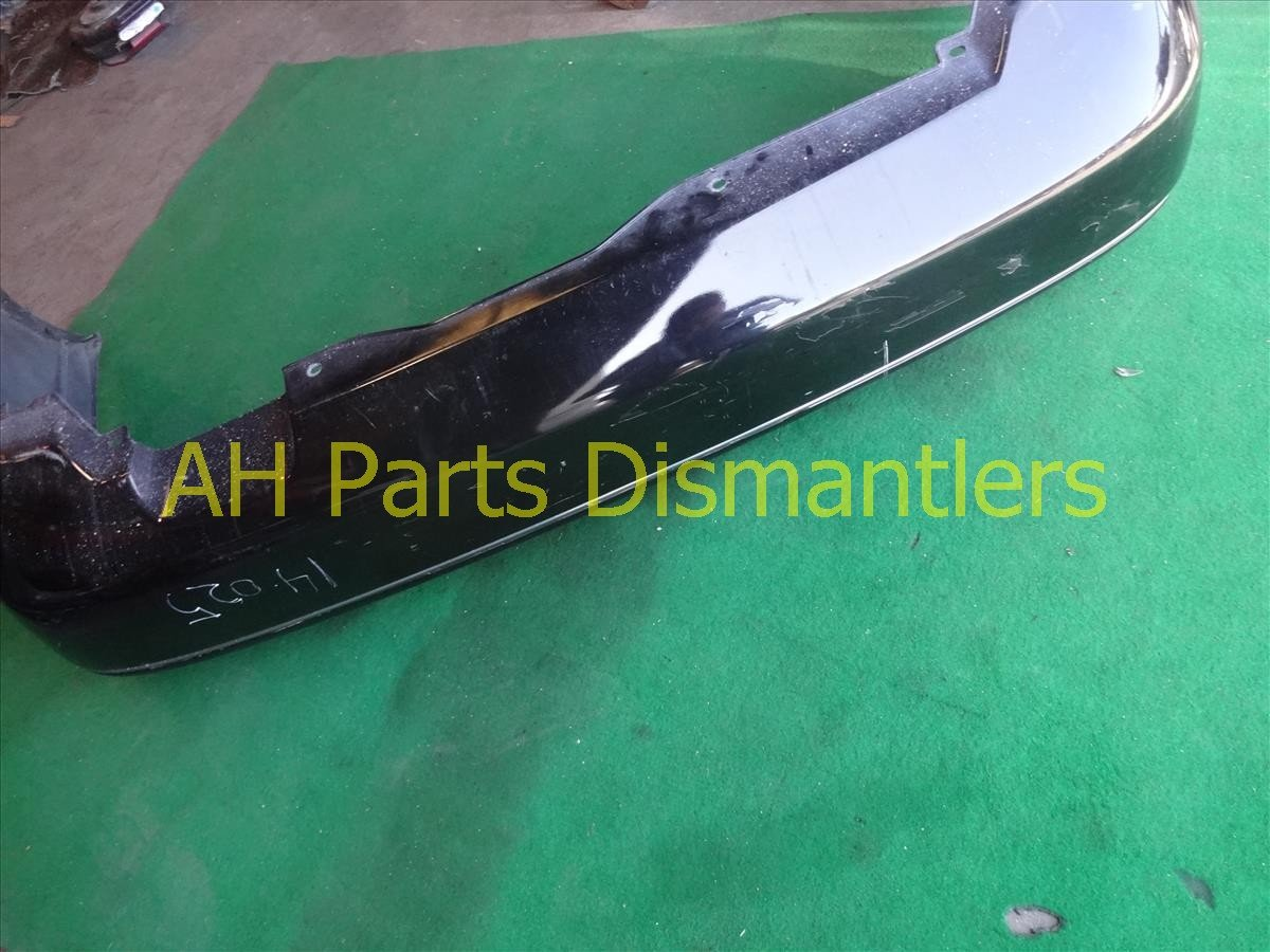 1998 Acura RL REAR BUMPER COVER ONLY paint chips 04715 SZ3 000ZZ 04715SZ3000ZZ Replacement