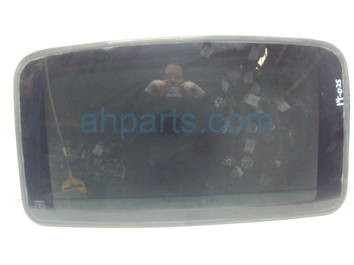 1998 Acura RL Sunroof SUN ROOF GLASS WINDOW 70200 SZ3 A02 70200SZ3A02 Replacement