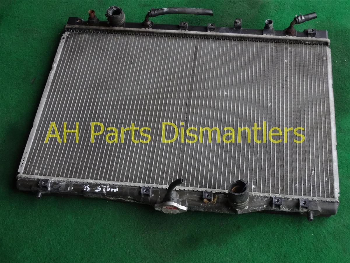 1998 Acura RL V6 RADIATOR Replacement