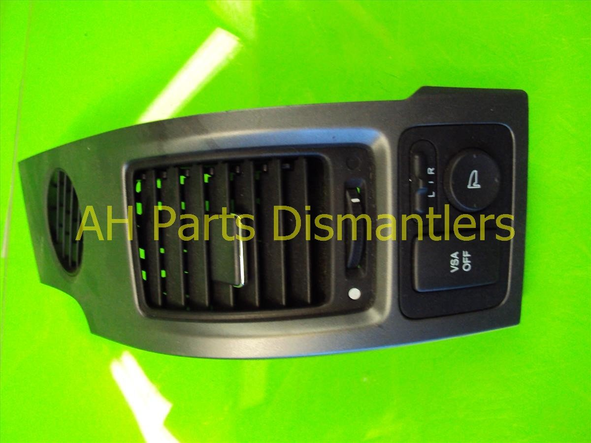 2007 Honda CR V DRIVER HEATER OUTLET 77625 SWA A01ZA 77625SWAA01ZA Replacement