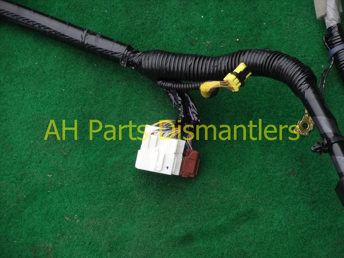 2012 Honda Accord INSTRUMENT HARNESS 32117 TE1 A50 32117TE1A50 Replacement