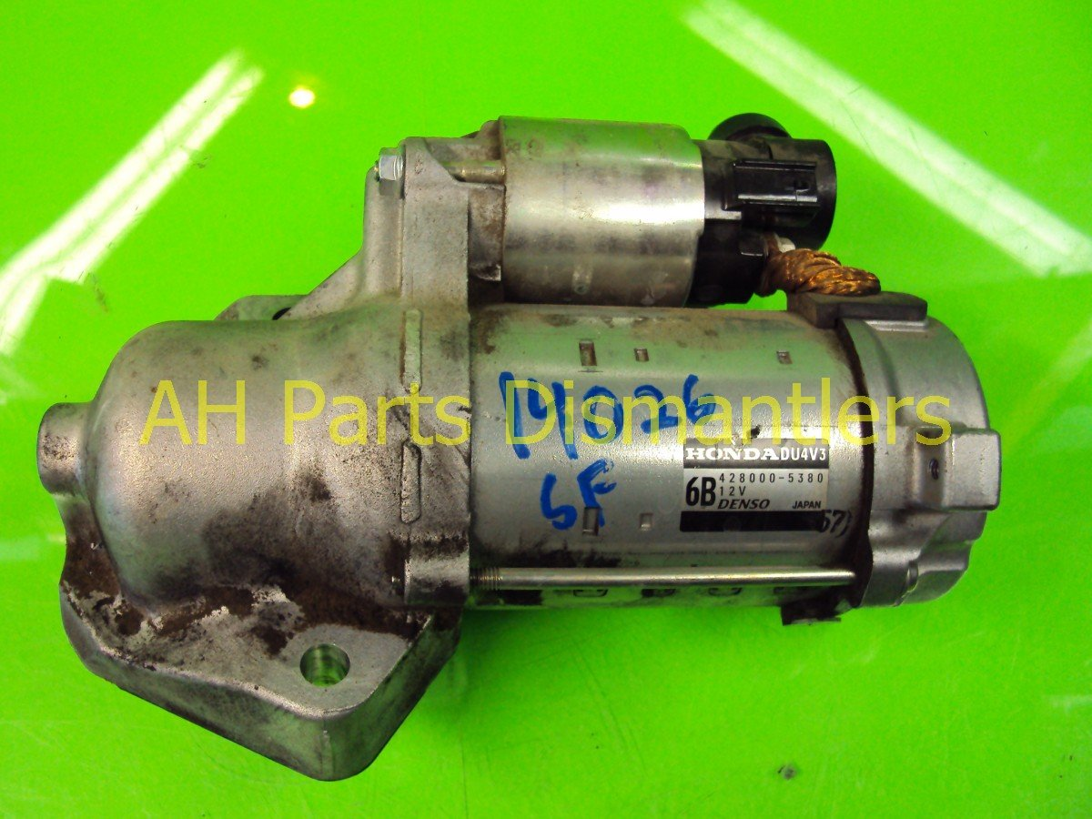 2010 Acura TL STARTER MOTOR 31200 R70 A51 31200R70A51 Replacement