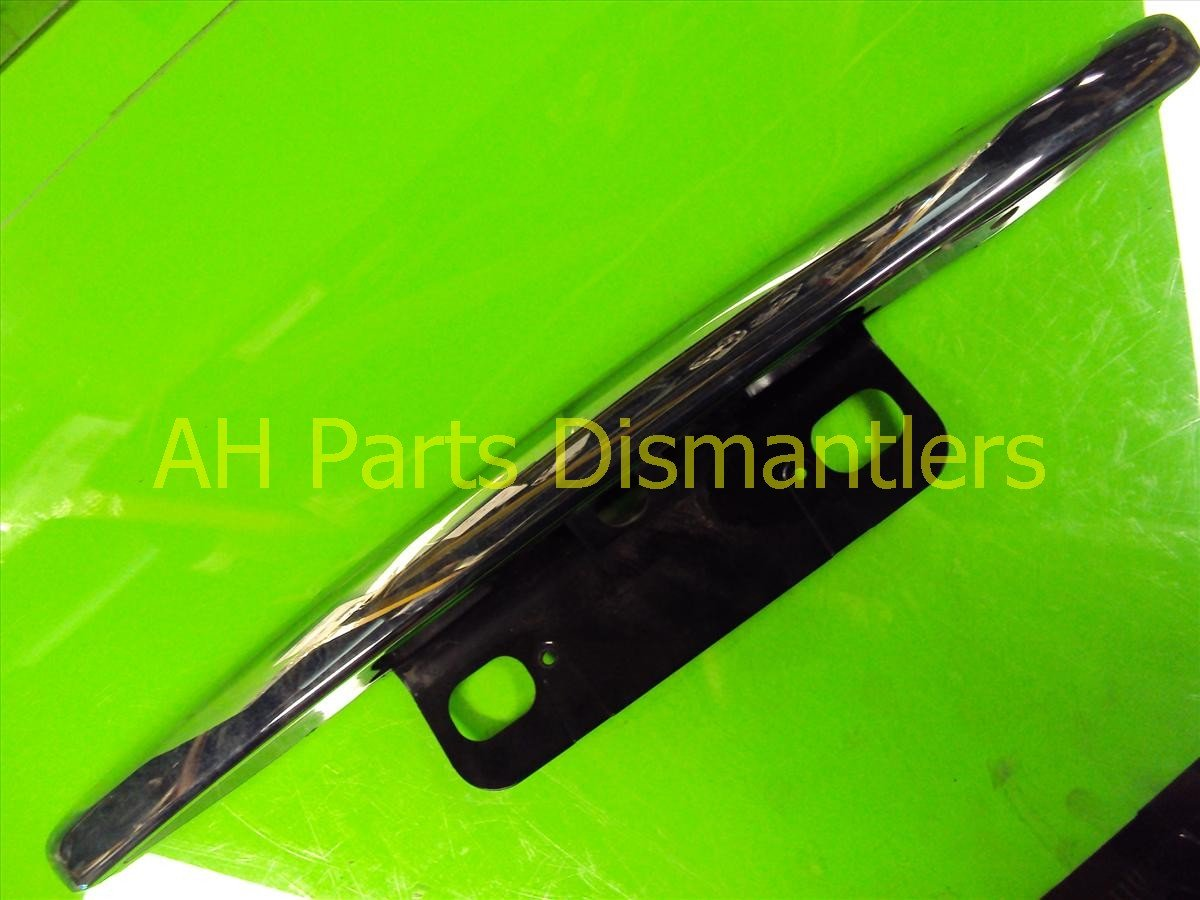 2006 Acura RL Rear LICENSE GARNISH 74890 SJA A01ZA 74890SJAA01ZA Replacement