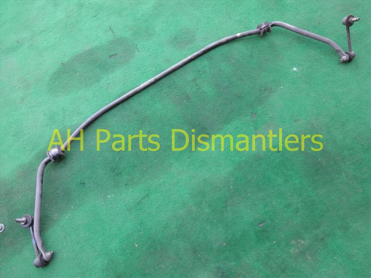 2002 Honda Accord Sway REAR STABILIZER BAR Replacement