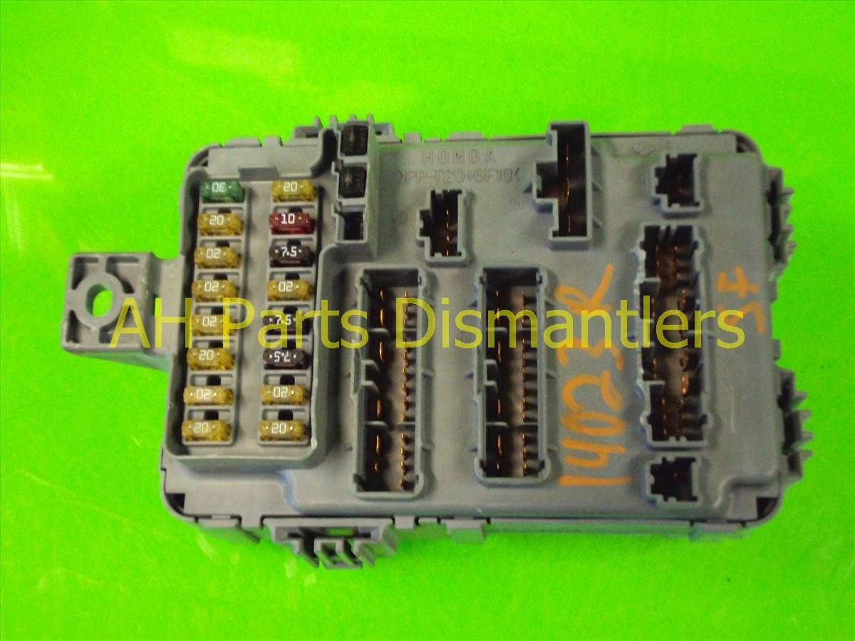 ... 2002 Honda Accord Passenger Dash Fuse Box V6 38210 S87 A01 Replacement  ...