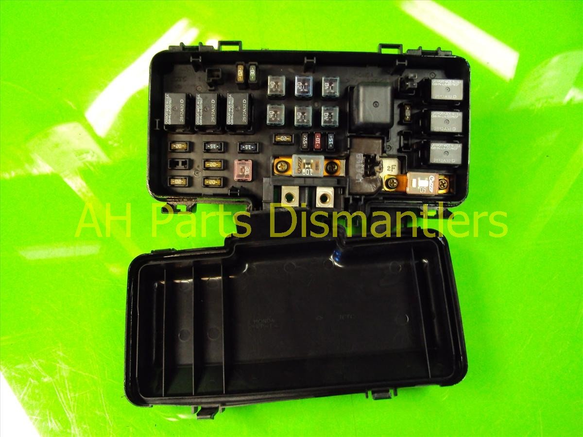 ... 2002 Honda Accord Engine Fuse Relay Box 38250 S87 A01 Replacement ...
