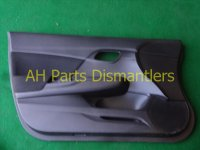 2013 Honda Civic Front driver DOOR PANEL TRIM LINER Black 83550 TR3 A21ZE 83550TR3A21ZE Replacement