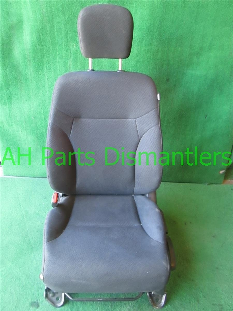 2013 Honda Civic Front driver SEAT black cloth Replacement