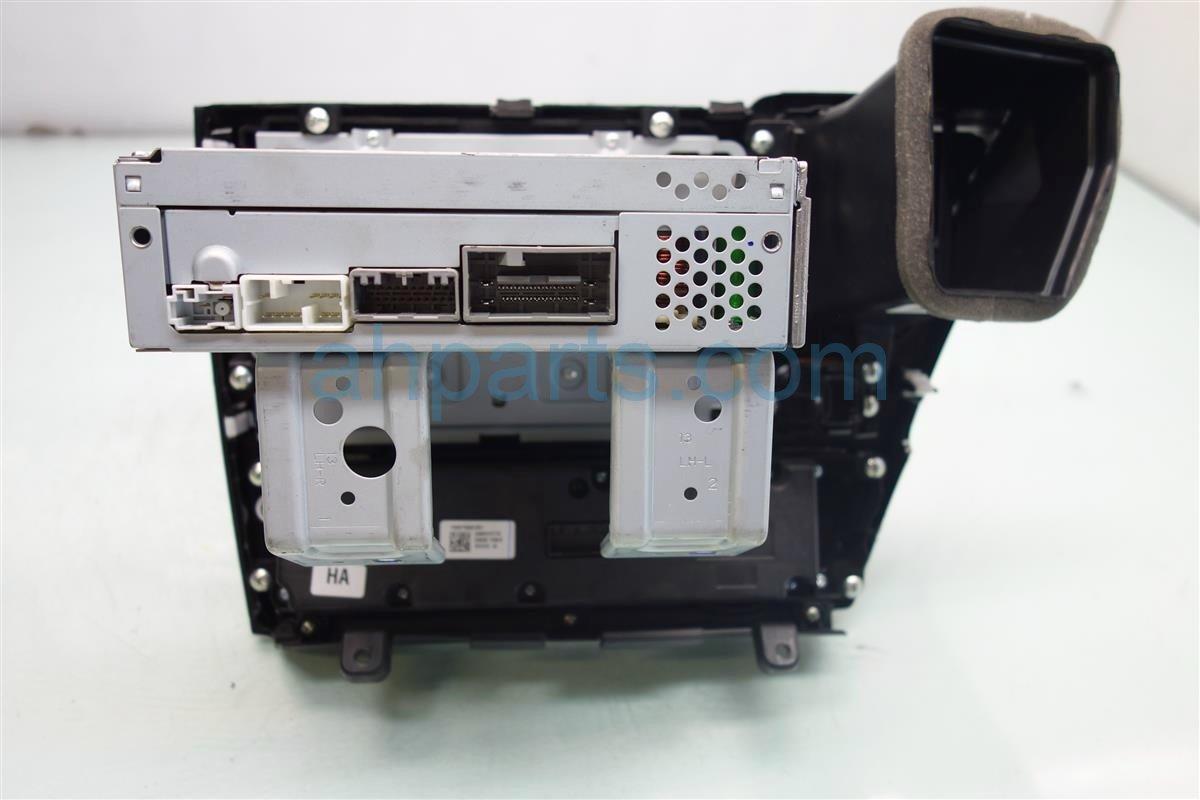 2013 Honda Civic Am/fm/cd Radio Replacement