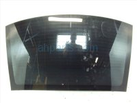 2013 Honda Civic Rear Back Glass/windshield Replacement